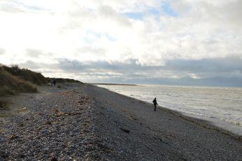 """The """"beach"""" of Le Hourdel II"""