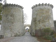 Other side of the gate