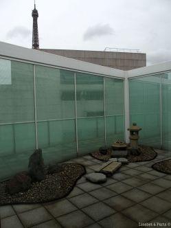 Japanese Tea Ceremony - The garden