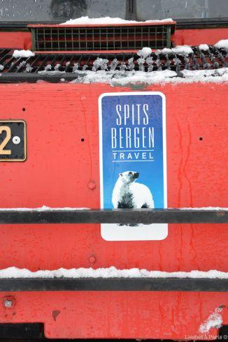 Spitsbergen Travel Snowcat