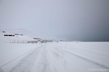 Leaving Longyearbyen